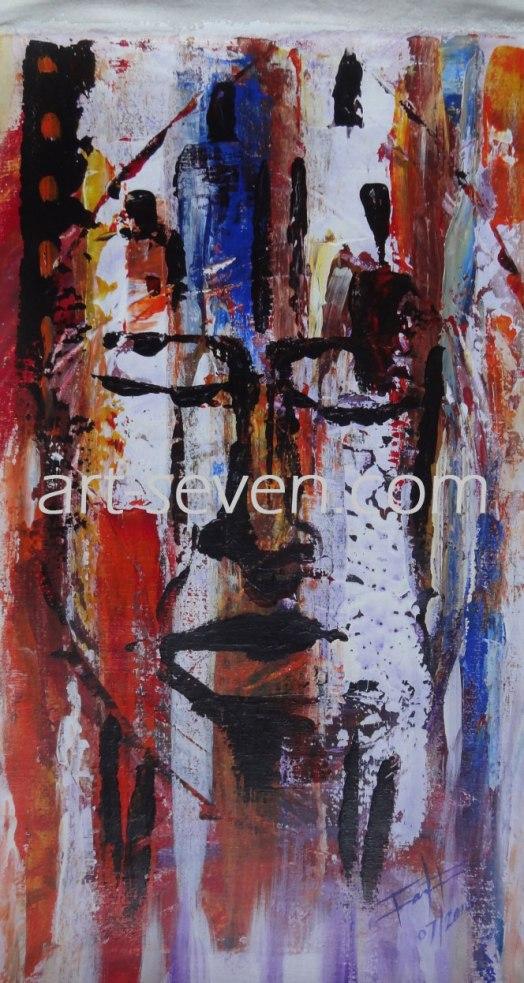Dreams, ca. 26x45 cm, Preis: € 540