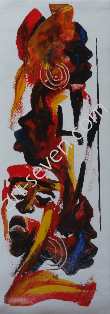 Hailling Time, ca. 80x30 cm, Preis: € 900