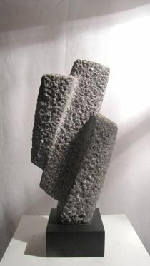 Granit, ohne Titel