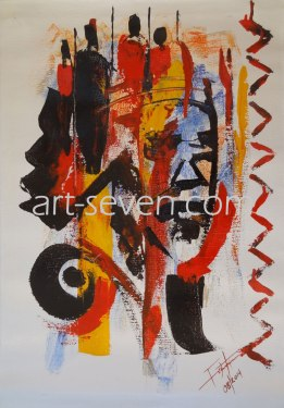 King_of_masai_art-seven.com