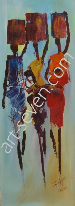 The_struggle_of_african_mothers_art-seven.com
